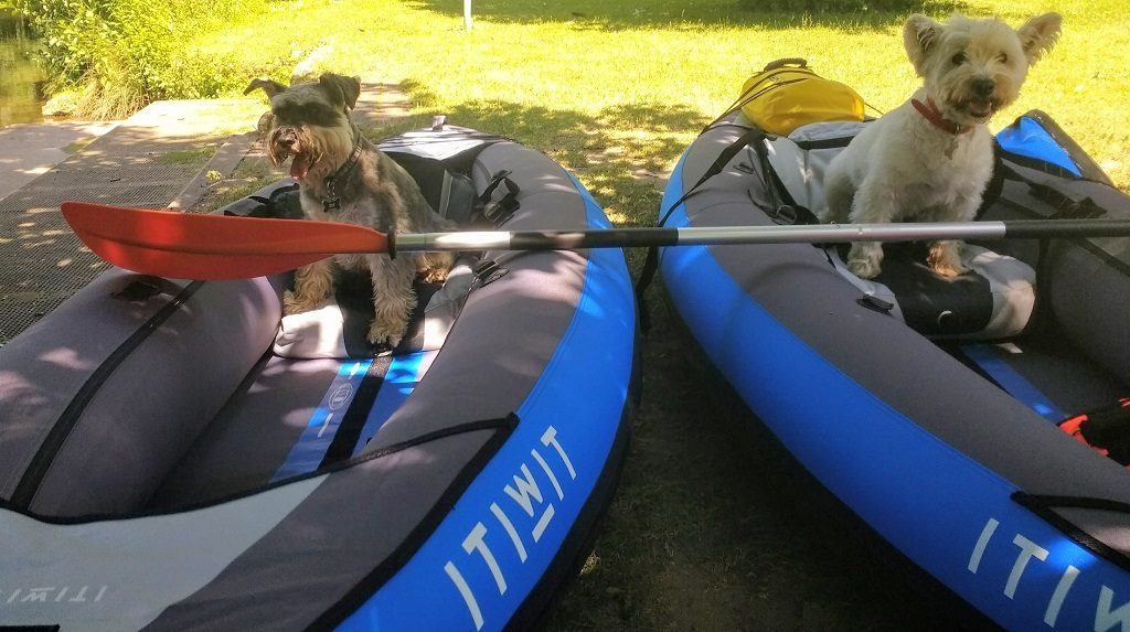Itiwit 2 man kayaks - https://giftedgeek.co.uk/