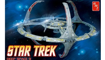Star trek DS9 model kit