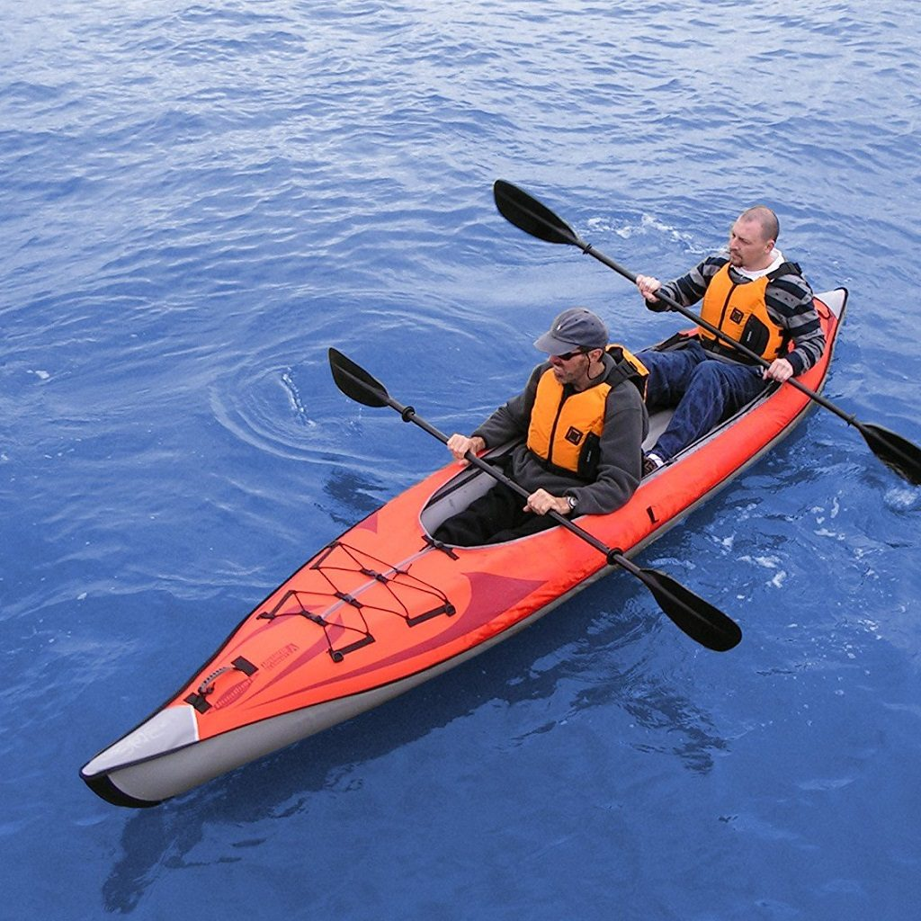 5 of the Best Inflatable Kayaks For Lakes and Rivers