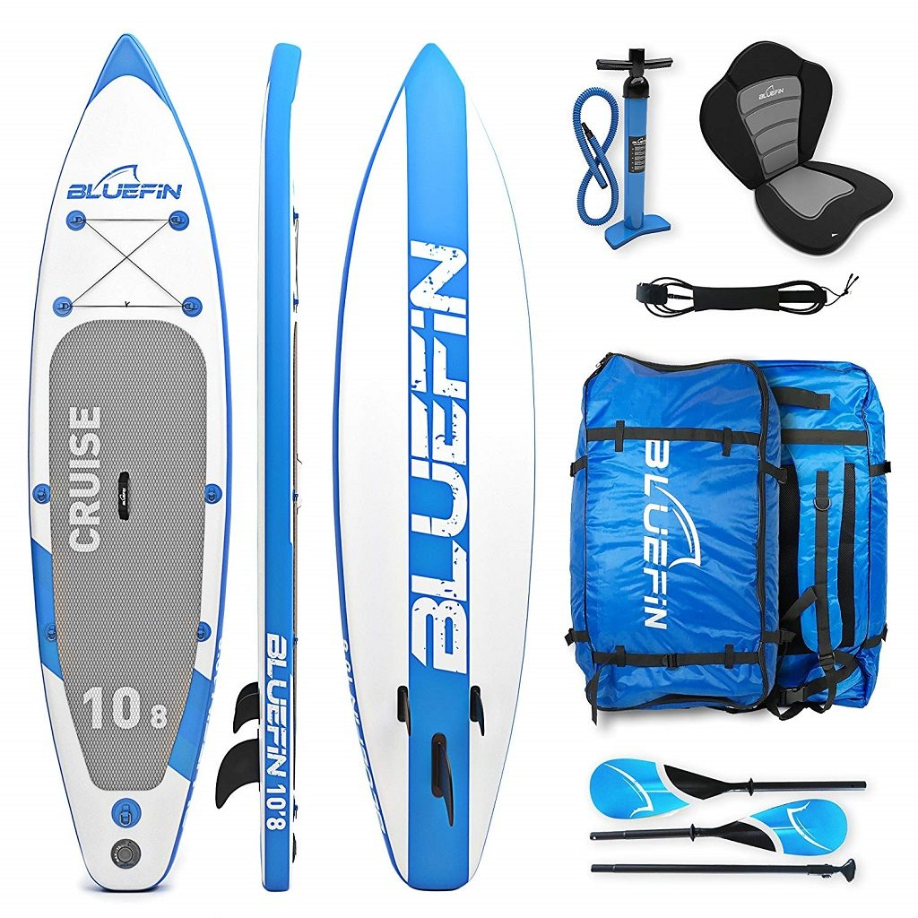 Bluefin convertible kayak SUP