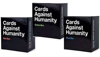 Card game for adults