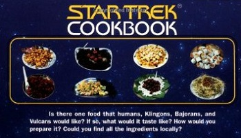 Star trek interstellar cookbook