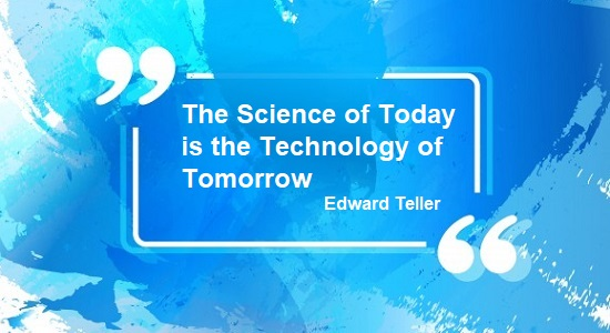 Edward Teller science quote