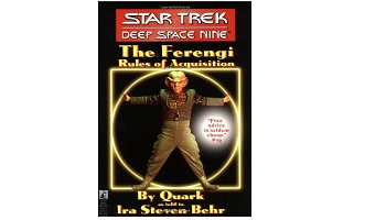 Ferengi rules book