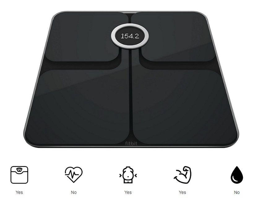 Fitbit Aria weight scales