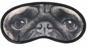 Funny dog eye mask