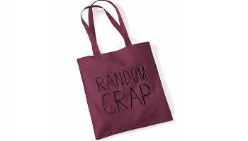 Humorous gift bag