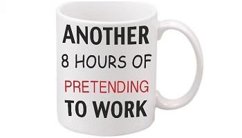 Funny gift mug