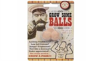 Grow some balls gift