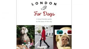 London for dogs - gift for dog lovers