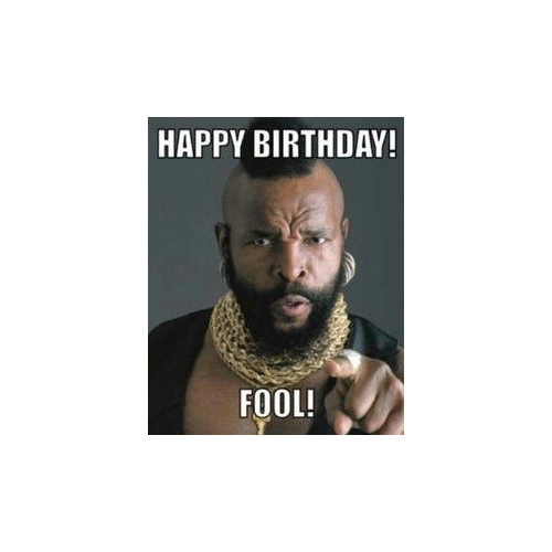Happy birthday, fool. https://giftedgeek.co.uk/