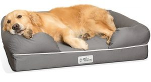 Dog bed deluxe