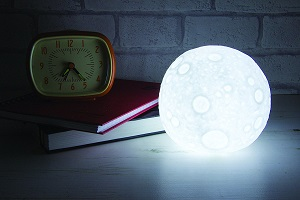 Moonlight bedroom lamp