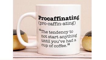 Funny coffee mug gift