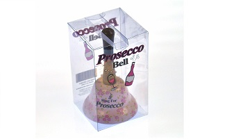 prosecco bell gift