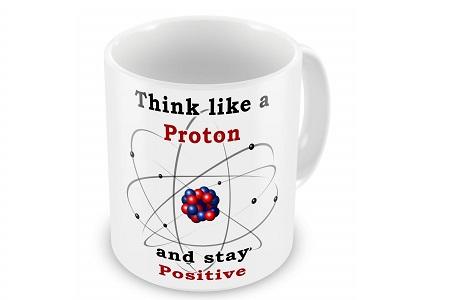 Proton science mug