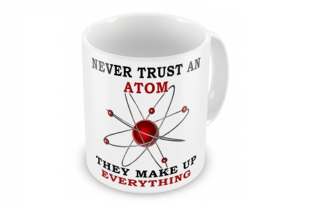 Science - funny mug gift