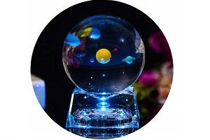 Solar system ball