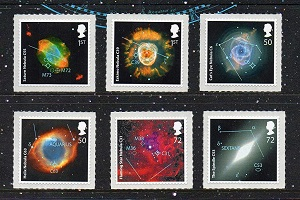 Stamp collection for astronomers