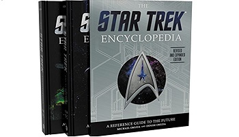Complete star trek encyclopedia