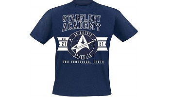 Tshirt star trek