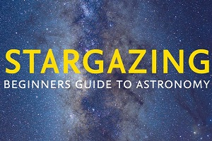 Astronomy stargazing book