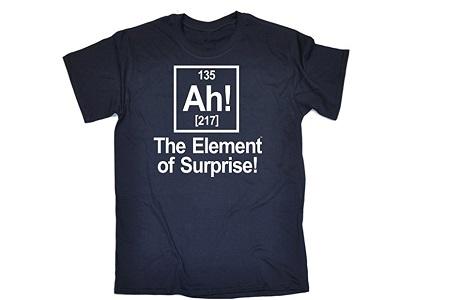 T shirt gift
