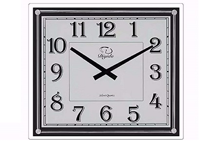 Ultra thin clock