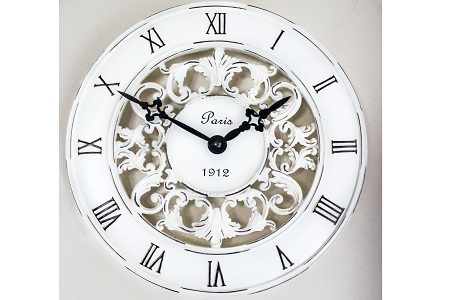 Vintage Paris Clock