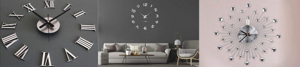 List of awesome wall clocks by https://giftedgeek.co.uk