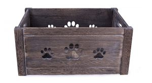 Dog storage box